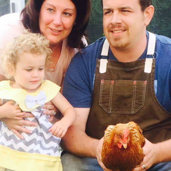 Chefs Kimberly and Jimmy Gibson – Chef Owners of Hungry Bee Catery